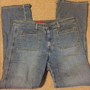Vintage Levi's Low Stretch Jeans 11M